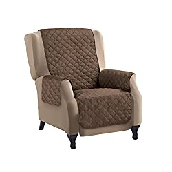 Collections Quilted Reversible Slipcover