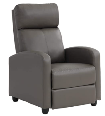 Recliner Chair for Living Room Reading Chair